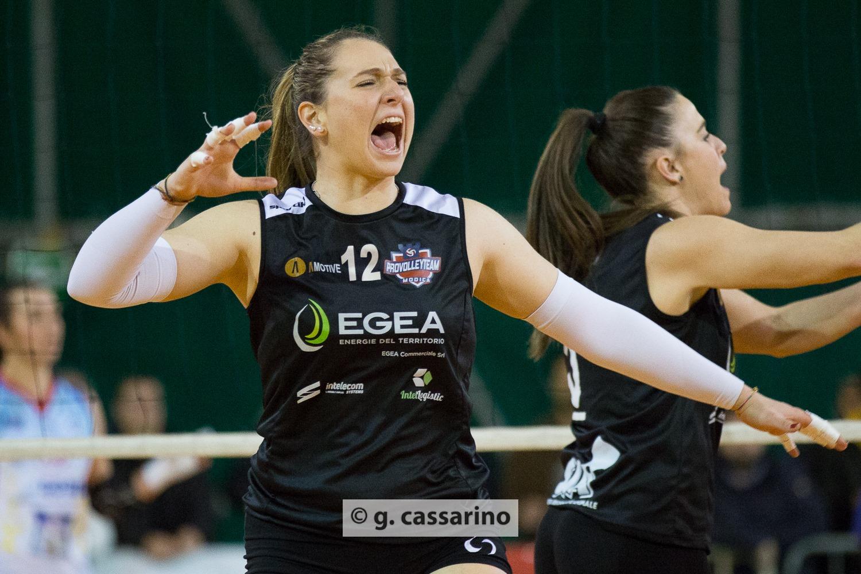 L'Ardens Comiso fa sul serio: la potente centrale Paola Carnazzo è biancorossa!